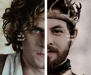 soul, renly baratheon, and tyrell image