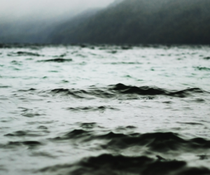 sea black white ocean image
