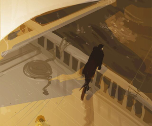 art, pascal campion, and from tumblr image