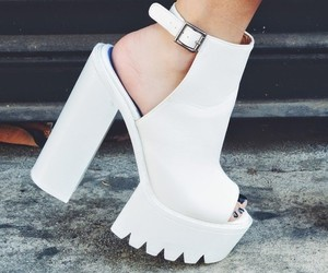 boots, girly, and sandals image