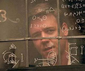 a beautiful mind and russell crowe image