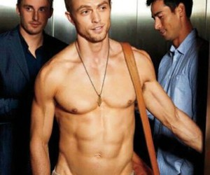 wilson bethel, sexy, and hart of dixie image
