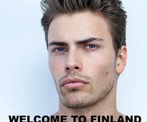 welcome to finland image