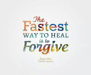 forgive, heal, and inspiration image