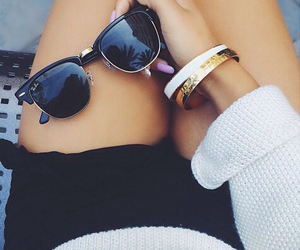 beauty, sunglasses, and perfect image