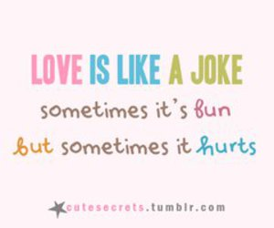 joke, text, and love image