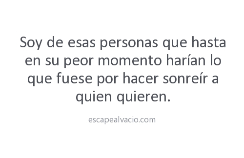 Soy De Esas Personas Shared By Kim On We Heart It