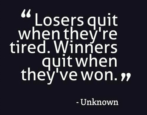 losers, motivation, and quote image