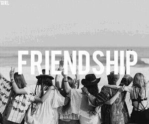friendship, girl, and summer image