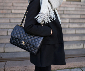 fashion, acne, and chanel image