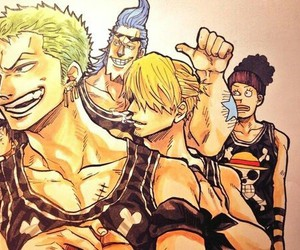 one piece and op image