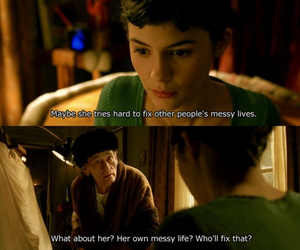 quotes, movie, and amelie image