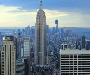 cityscape, new york, and nyc image