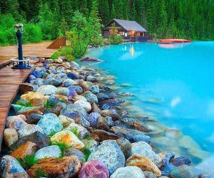 beautiful, landscape, and canada image
