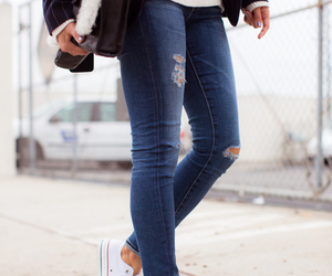 casual, jeans, and outfit image