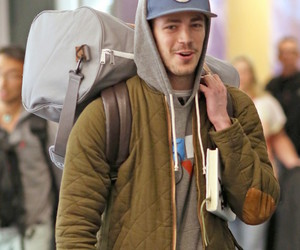 grant gustin and cute image