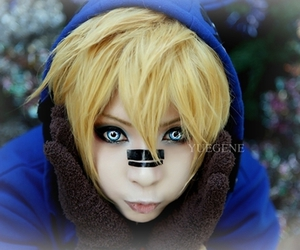 vocaloid and cosplay image