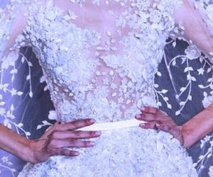 bride, catwalk, and luxury image