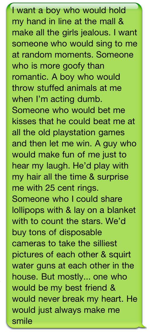cute long things to say to your boyfriend