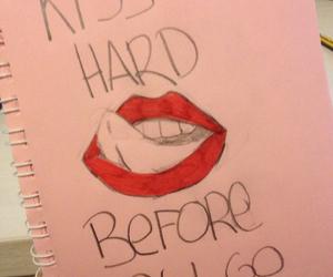 girl, kiss, and kiss me image
