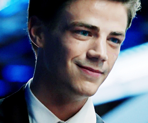 the flash, eyes, and glee image