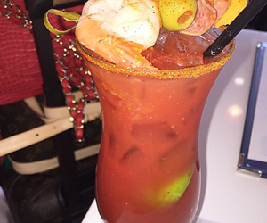 bar, yummy, and bloody mary drink image