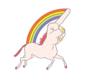 png, tumblr, and rainbow image