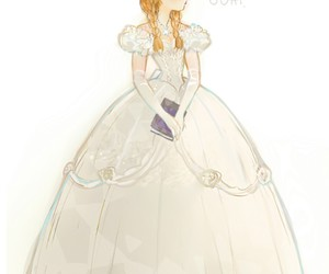 anna, frozen, and disney image