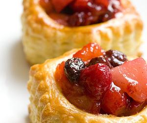 desserts, strawberry, and yummy image