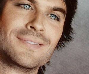 Hot, ian somerhalder, and smile image