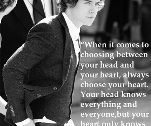 quote, Harry Styles, and harry image
