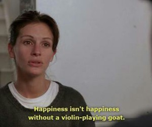 happiness, julia roberts, and Notting Hill image
