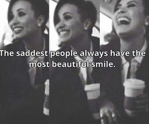 smile, demi lovato, and beautiful image