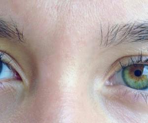 eyes, green, and tumblr image