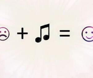 good, music, and sad image