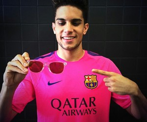 marc bartra and football image