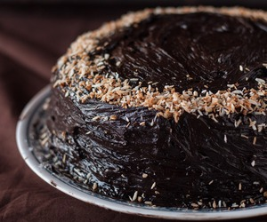 chocolate, christmas, and desserts image