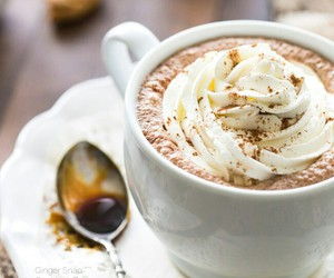 coffee, chocolate, and delicious image