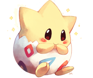pokemon, togepi, and kawaii image