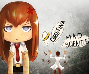 anime and steins gate image