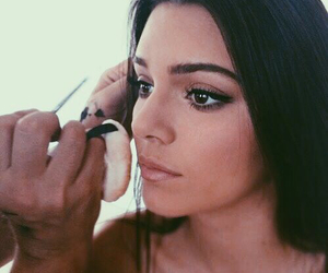 kendall jenner, makeup, and model image