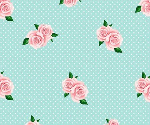 wallpaper, flowers, and rose image