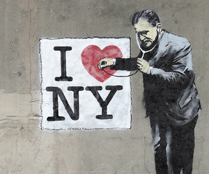 art, doctor, and new york image