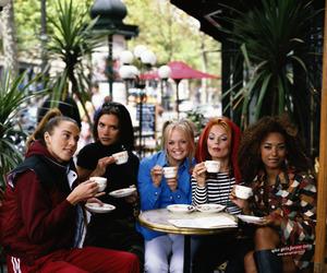 spice girls, girls, and victoria beckham image