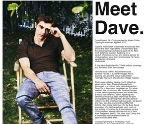 dave franco, american apparel, and Hot image