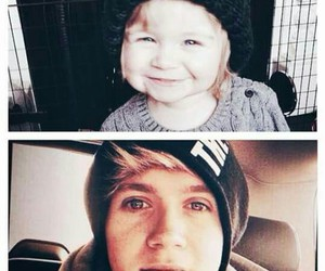 niall horan, theo horan, and one direction image