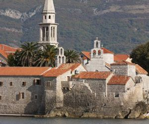 Montenegro, old town, and budva image