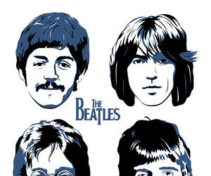 abbey road, let it be, and the beatles image