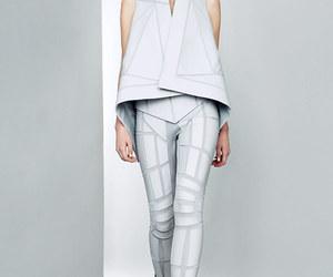 fashion, Gareth Pugh, and spring 2011 image
