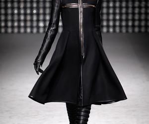 Gareth Pugh and fashion image